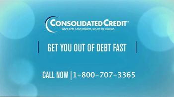 Consolidated Credit Counseling Services TV Spot, 'Get Rid of Those Debt Suckers' - Thumbnail 7