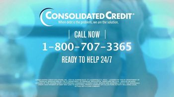 Consolidated Credit Counseling Services TV Spot, 'Get Rid of Those Debt Suckers' - Thumbnail 9