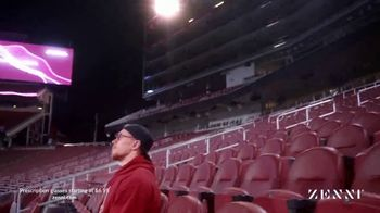 Zenni Optical TV Spot, 'In the Zone' Featuring George Kittle - Thumbnail 4