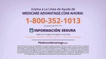 MedicareAdvantage.com TV Spot, 'Descubre los beneficios adicionales' [Spanish] - Thumbnail 8