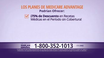 MedicareAdvantage.com TV Spot, 'Descubre los beneficios adicionales' [Spanish] - Thumbnail 1