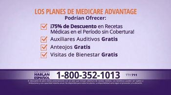 MedicareAdvantage.com TV Spot, 'Descubre los beneficios adicionales' [Spanish] - Thumbnail 2