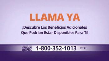 MedicareAdvantage.com TV Spot, 'Descubre los beneficios adicionales' [Spanish] - Thumbnail 3