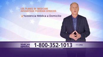 MedicareAdvantage.com TV Spot, 'Descubre los beneficios adicionales' [Spanish] - Thumbnail 4