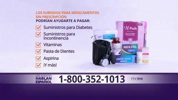 MedicareAdvantage.com TV Spot, 'Descubre los beneficios adicionales' [Spanish] - Thumbnail 7