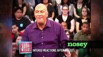 Nosey TV Spot, 'Steve Wilkos Show: What Are You Waiting For?' - Thumbnail 2