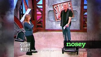 Nosey TV Spot, 'Steve Wilkos Show: What Are You Waiting For?' - Thumbnail 4