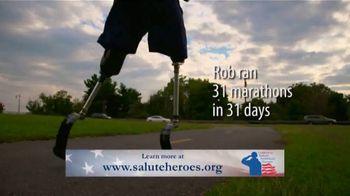 Coalition to Salute America's Heroes TV Spot, 'Humbling' Featuring Cal Ripken - Thumbnail 9