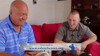 Coalition to Salute America's Heroes TV Spot, 'Humbling' Featuring Cal Ripken