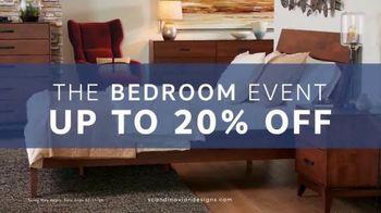 Scandinavian Designs Bedroom Event TV Spot, 'Refresh Your Bedroom' - Thumbnail 2