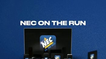 Northeast Conference NEC on the Run App TV Spot, 'Streaming' - Thumbnail 8