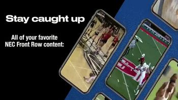 Northeast Conference NEC on the Run App TV Spot, 'Streaming' - Thumbnail 2