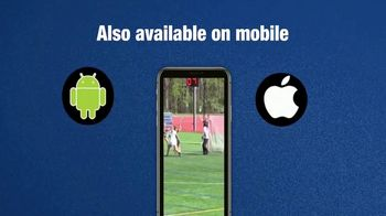 Northeast Conference NEC on the Run App TV Spot, 'Streaming' - Thumbnail 7