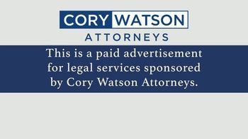 Cory Watson Law TV Spot, 'Men Diagnosed With Lung Cancer: Asbestos' - Thumbnail 1
