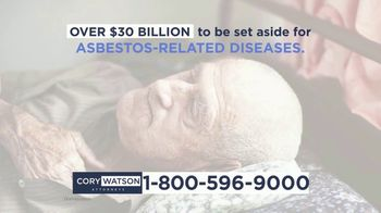 Cory Watson Law TV Spot, 'Men Diagnosed With Lung Cancer: Asbestos' - Thumbnail 4