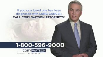 Cory Watson Law TV Spot, 'Men Diagnosed With Lung Cancer: Asbestos' - Thumbnail 5