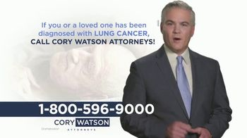 Cory Watson Law TV Spot, 'Men Diagnosed With Lung Cancer: Asbestos' - Thumbnail 6