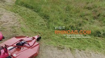 Rhino Ag TW Series Single Spindle Mower TV Spot, 'Cutting Grass' - Thumbnail 8