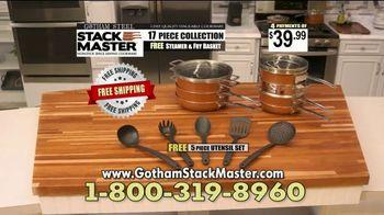 Gotham Steel Stack Master TV Spot, 'Cookware Disaster' - Thumbnail 9