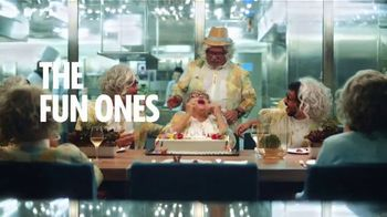 Carnival TV Spot, 'Birthday: Fun Genes' Song by Andrea Litkei, Ervin Litkei - Thumbnail 6