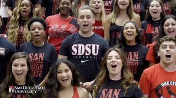 San Diego State University TV Spot, 'I am SDSU'