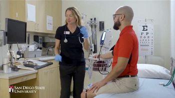 San Diego State University TV Spot, 'I am SDSU' - Thumbnail 5