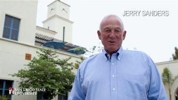 San Diego State University TV Spot, 'I am SDSU' - Thumbnail 9