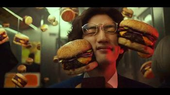 Postmates TV Spot, \'When All You Can Burgers Is Think About: $100 Credit\' Song by Rob