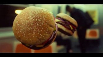 Postmates TV Spot, 'When All You Can Burgers Is Think About: $100 Credit' Song by Rob - Thumbnail 4