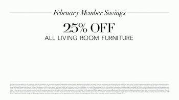 Ethan Allen February Member Savings TV Spot, 'Legendary Quality and Style' - Thumbnail 2