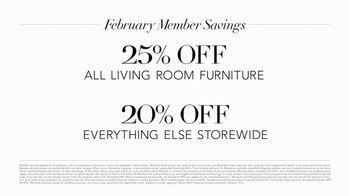 Ethan Allen February Member Savings TV Spot, 'Legendary Quality and Style' - Thumbnail 3