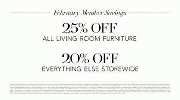 Ethan Allen February Member Savings TV Spot, 'Legendary Quality and Style' - Thumbnail 4