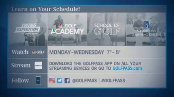 GolfPass TV Spot, 'Academy Content' - Thumbnail 9