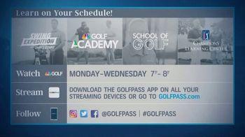 GolfPass TV Spot, 'Academy Content' - Thumbnail 8