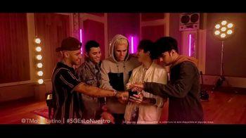 T-Mobile TV Spot, 'Colaboración' con CNCO [Spanish] - 2 commercial airings