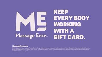 Massage Envy TV Spot, 'Regularity: Gift Card' - Thumbnail 9