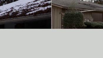 LeafGuard of Michigan Winter Half Off Sale TV Spot, 'Less Maintenance' - Thumbnail 1