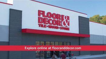 Floor & Decor TV Spot, 'Increíble' [Spanish] - Thumbnail 9