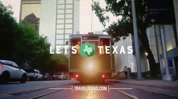 Travel Texas TV Spot, 'Where Cities Become Wonderlands of Art and Culture' - Thumbnail 8
