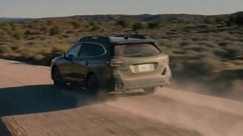 2020 Subaru Outback TV Spot, 'Where the Heart Is' Song by Workman Song [T1] - Thumbnail 3