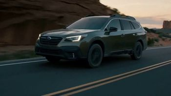 2020 Subaru Outback TV Spot, 'Where the Heart Is' Song by Workman Song [T1] - Thumbnail 9