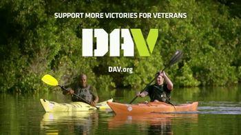 Disabled American Veterans TV Spot, 'Facing Challenges' - Thumbnail 10