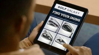 Golf Galaxy TV Spot, 'The Perfect Fit' - Thumbnail 1