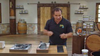 Flex Paste TV Spot, 'Tough Stuff: Rubber Boat'