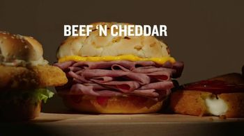 Arby's 2 for $6 Faves You Crave TV Spot, 'Contestants'