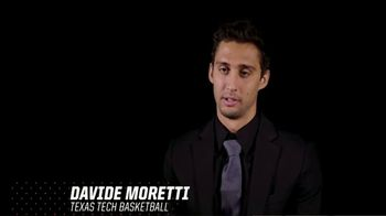 Big 12 Conference TV Spot, 'Champions For Life: Davide Moretti' - Thumbnail 1