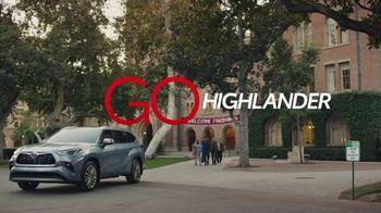 Toyota Highlander TV Spot, 'Allies' [T1] - Thumbnail 10