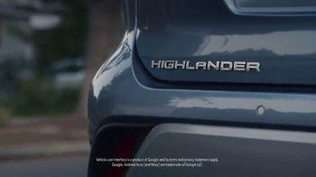 Toyota Highlander TV Spot, 'Allies' [T1] - Thumbnail 3