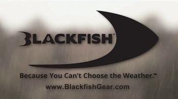 Blackfish Performance Rain Gear TV Spot, 'Premium Waterproof Breathable Rain Suits' - Thumbnail 8