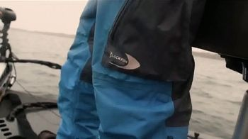 Blackfish Performance Rain Gear TV Spot, 'Premium Waterproof Breathable Rain Suits' - Thumbnail 2